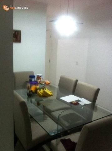 Apartamento à venda com 3 dormitórios em Betânia, Belo horizonte cod:531030 - Foto 2