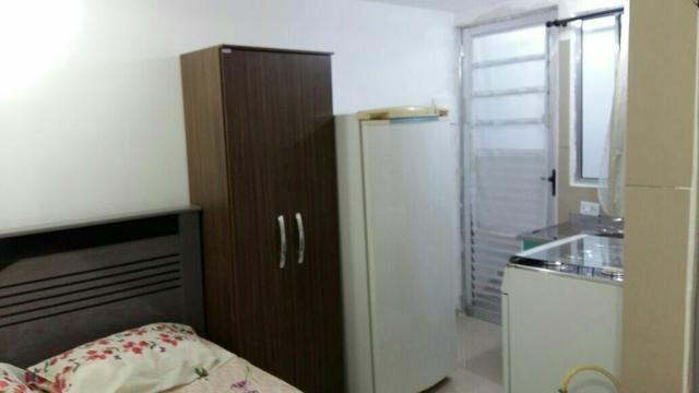 Kitnets Individuais ou casal, mobiliadas à partir R$650 mês, V. São Pedro, SBC-SP - Foto 7