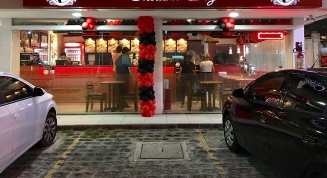 Repassamos excelente franquia/ponto comercial de fast-food