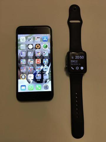 Vendo IPhone 7 128gb e Apple Wacht 42mm series 2