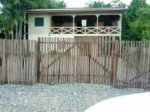 Casa no centro de Ferreira Gomes