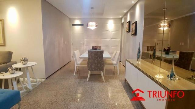 (AS)Ap.todo projetado, próximo ao RioMar, 3 quartos, lazer, 137 M² - Foto 6