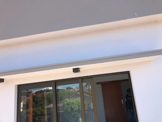 Sobrado 200 m2, acabamento Top, 03 Suítes, em Tangará, aceito carro, terrenos, casa menor - Foto 6