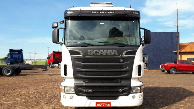 Scania R500 6x4 Sem Arla Único Dono