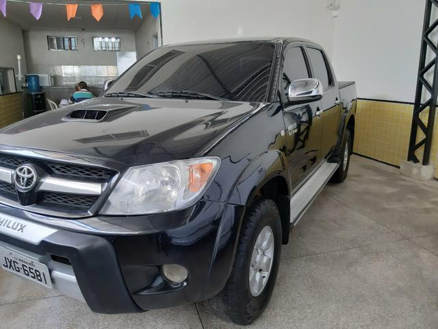 Hilux SRV 2008 3.0 Extra!