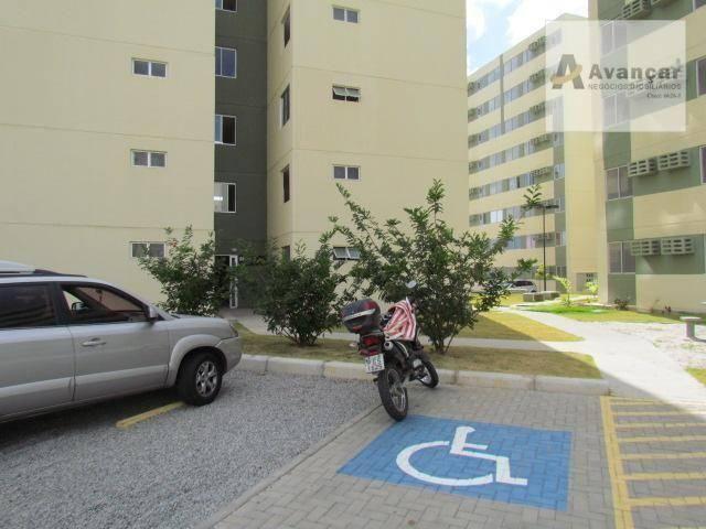 Apartamento residencial para locação, Suape, Ipojuca. - Foto 3
