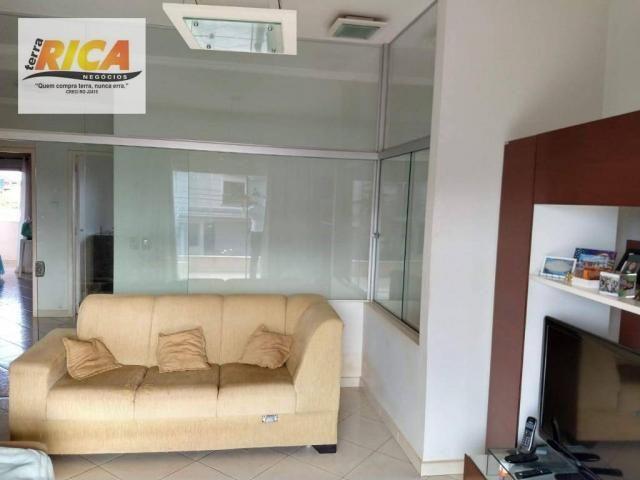Casa c/ 4 quartos Estilo Sobrado à venda no Condomínio Mediterrâneo - Foto 6