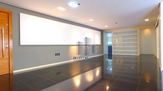Apartamento com 4 dormitórios à venda, 319 m² por R$ 2.751.500,00 - Jatiúca - Maceió/AL - Foto 16