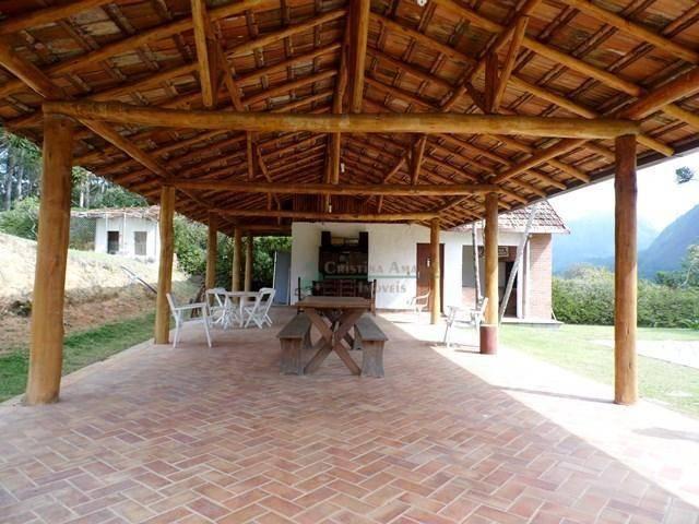 Sítio rural à venda, Colônia Alpina, Teresópolis. - Foto 9
