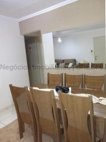 Apartamento à venda, 2 quartos, 1 vaga, sobrinho - campo grande/ms - Foto 6