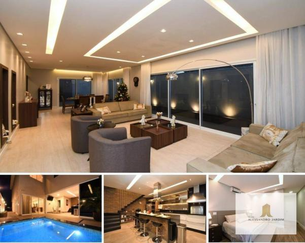 A casa mais bonita do Guará! Com piscina, nova! - Foto 2