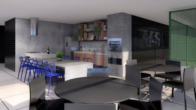 Apartamento com 1 dormitório à venda, 40 m² por R$ 240.000 - Jatiúca - Maceió/AL - Foto 6