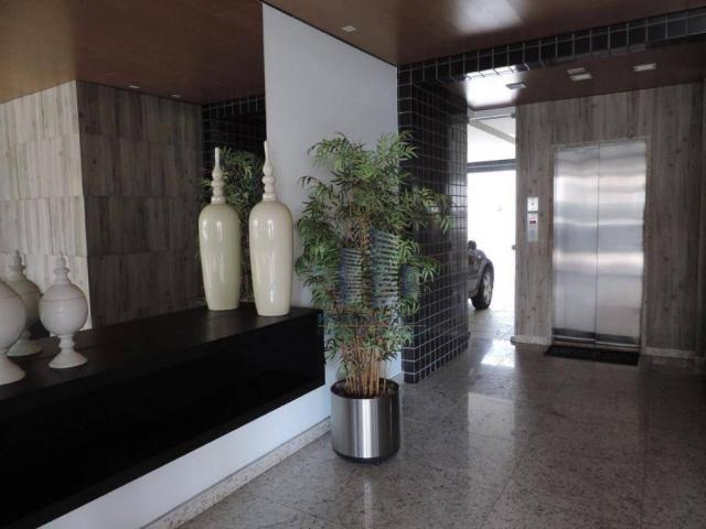Apartamento com 4 dormitórios à venda, 133 m² por R$ 750.000 - Jatiúca - Maceió/AL - Foto 4