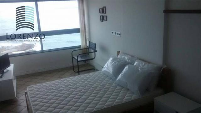 Ondina Apart - Apartamento com 3 dormitórios para alugar, 120 m² por R$ 3.024/mês - Ondina - Foto 10