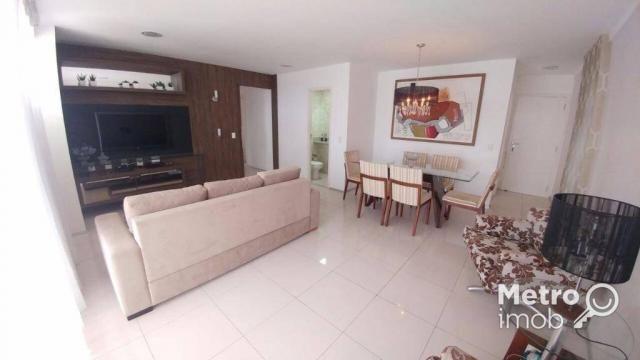 Apartamento à venda com 3 dormitórios em Olho d'agua, São luís cod:AP0122 - Foto 3