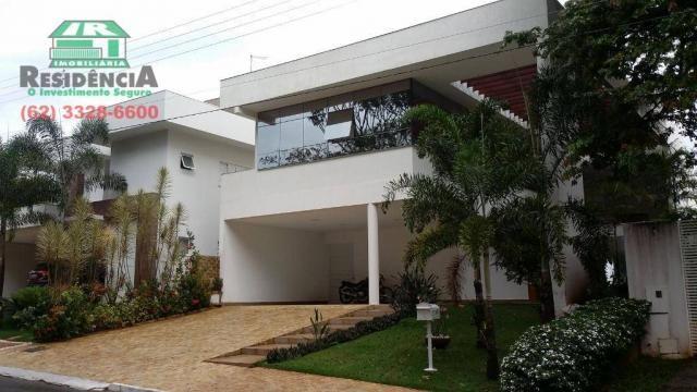 Sobrado residencial à venda, Residencial Sun Flower, Anápolis.