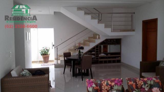 Sobrado residencial à venda, Residencial Sun Flower, Anápolis. - Foto 4