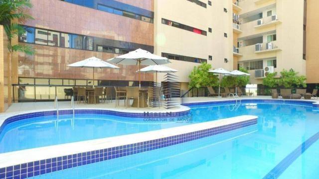 Apartamento com 4 dormitórios à venda, 319 m² por R$ 2.751.500,00 - Jatiúca - Maceió/AL - Foto 2