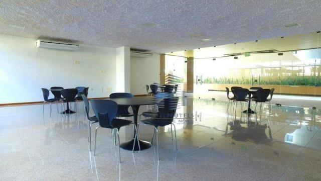 Apartamento com 4 dormitórios à venda, 319 m² por R$ 2.751.500,00 - Jatiúca - Maceió/AL - Foto 10