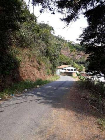 Terreno à venda, 500 m² por R$ 110.000 - Vale do Paraíso - Teresópolis/RJ