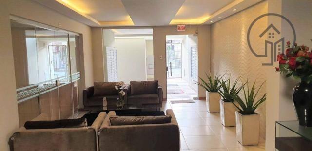 Apartamento com 1 suíte e 01 dormitório à venda por R$ 350.000 - Centro - Jaraguá do Sul/S - Foto 5