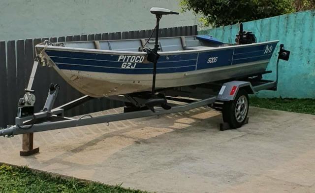Barco Petty 500s com Carretinha - Foto 4