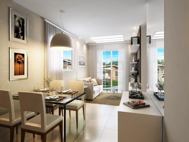 R$ 160.000 Vendo Linda casa com 2 Quartos na Vila Smart Campo Belo, em condomínio Fechado - Foto 2