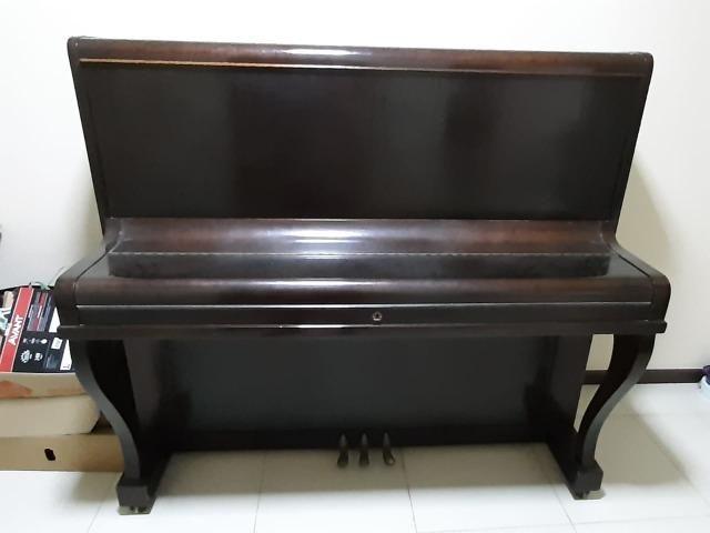 Piano Essenfelder - Conservadissímo