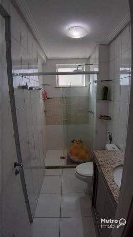 Apartamento com 3 quartos à venda, 127 m² por R$ 700.000 - Jardim Renascença - São Luís/MA - Foto 15