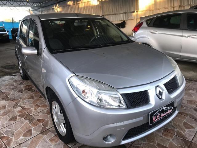 Renault Sandero 1.6 2009 Completo