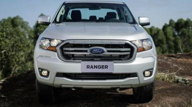 Ranger 0km R$45mil +48x2500