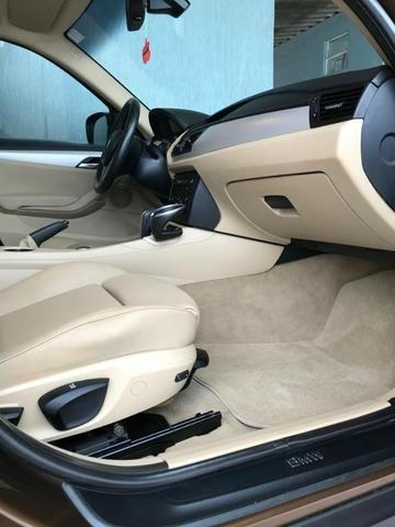BMW X1 SDrive 18i Marrom - Foto 16
