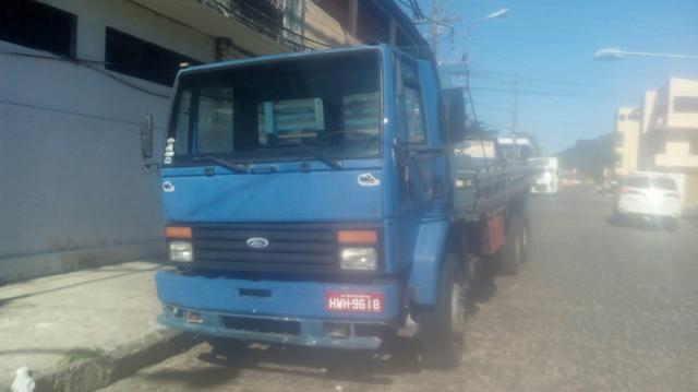 Caminhão vendo ou troco - Foto 4