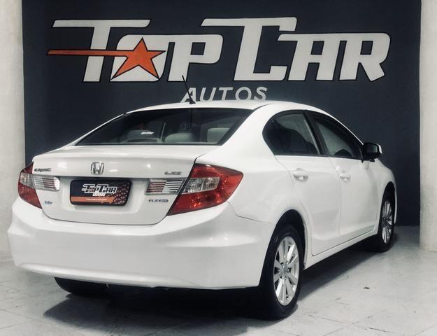 Honda Civic Lxs 1.8 - ano - 2015 Extra ! Troco e Financio ! - Foto 3