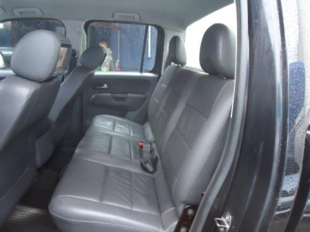 Volkswagen amarok 2011 2.0 highline 4x4 cd 16v turbo intercooler diesel 4p manual - Foto 5