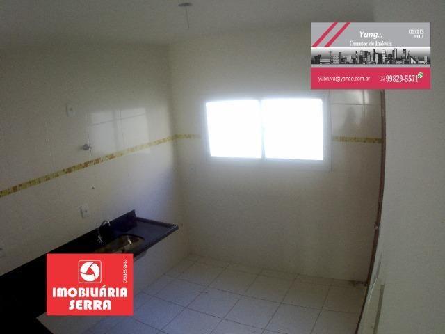 Yun - 30 - Casa 03 quartos c/suíte duplex com quintal em morada de laranjeiras - Foto 12
