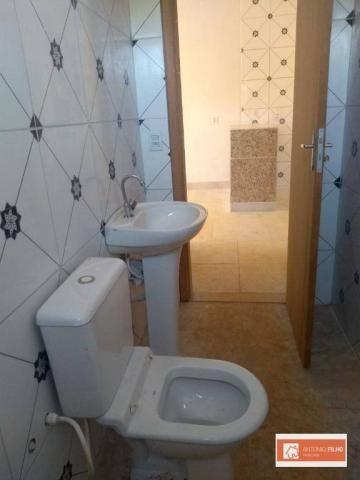 QSC 21 Taguatinga sul Casa nova 2 Qtos 10 Vagas ótimo espaço lote 360 metros - Foto 11