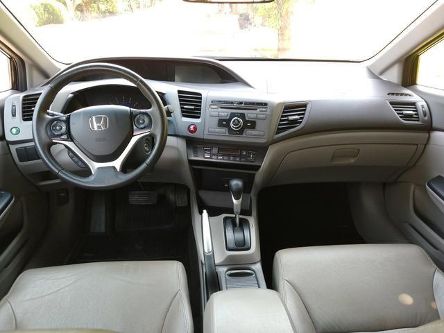 Honda Civic LXR 2.0 Automático - 2014 - Foto 13
