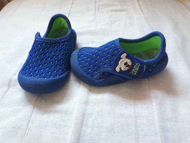 Calçados menino N 19 - Foto 4