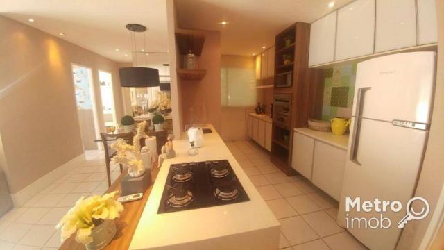 Apartamento com 3 quartos à venda, 78 m² por R$ 332.952 - Pão de Açúcar - São Luís/MA - Foto 9