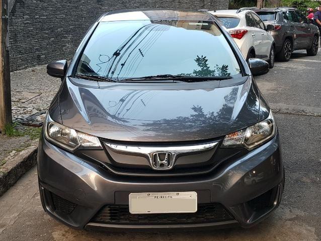 Honda Fit LX único dono todas revisões na Honda apenas 30mil km - Foto 8
