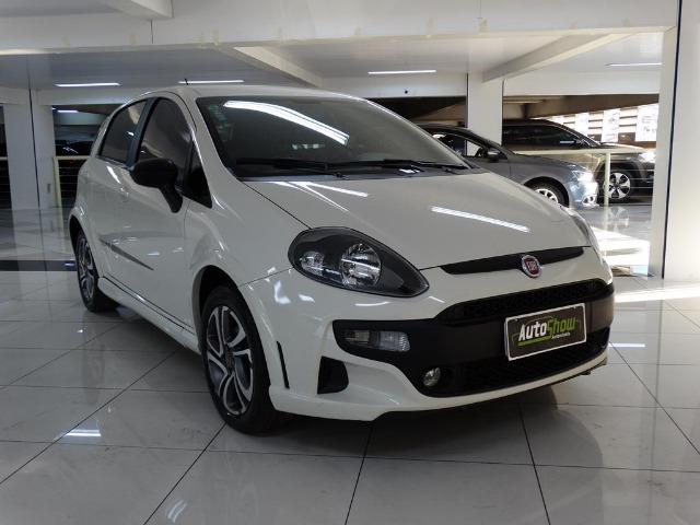 Fiat Punto Blackmotion 1.8 Flex Automático Branco - Foto 3