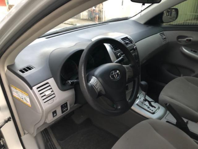 Toyota Corolla 2012 Automático - Foto 6
