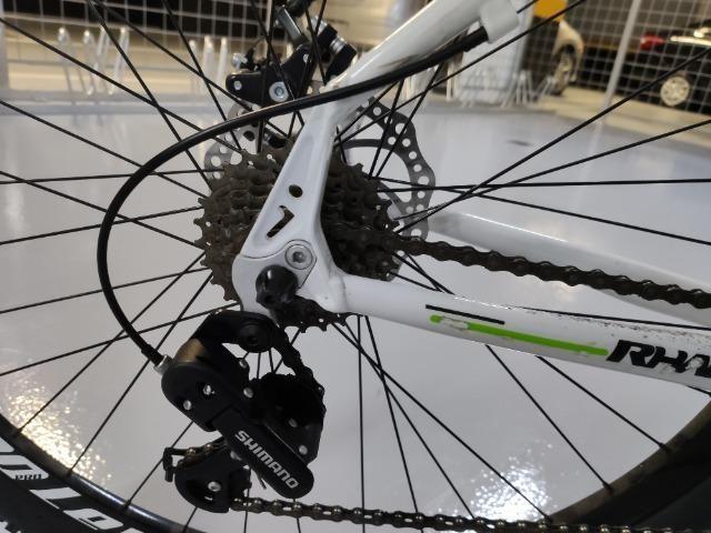 Mountain Bike Rharu Cambio E Passadores Shimano Aro 29 - Foto 4