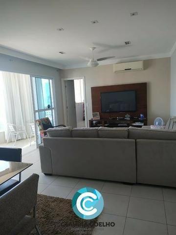 Belíssimo Apartamento 02 Quartos, Totalmente Mobiliado, na Praia do Morro! - Foto 2