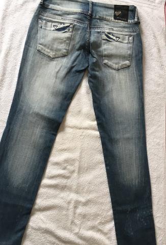 Calça jeans núm:40 - Foto 4