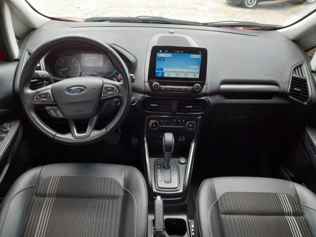 Ford Ecosport 1.5 Freestyle Automático 18/19 - Troco e Financio! - Foto 7