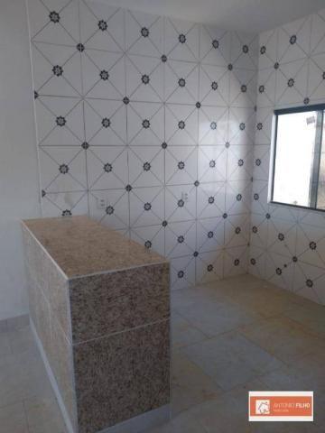 QSC 21 Taguatinga sul Casa nova 2 Qtos 10 Vagas ótimo espaço lote 360 metros - Foto 8