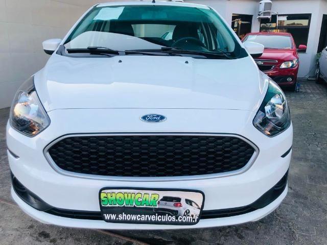 Ford Novo Ka Se 1.0 2019, revisado ford , garantia !!!!!! - Foto 17
