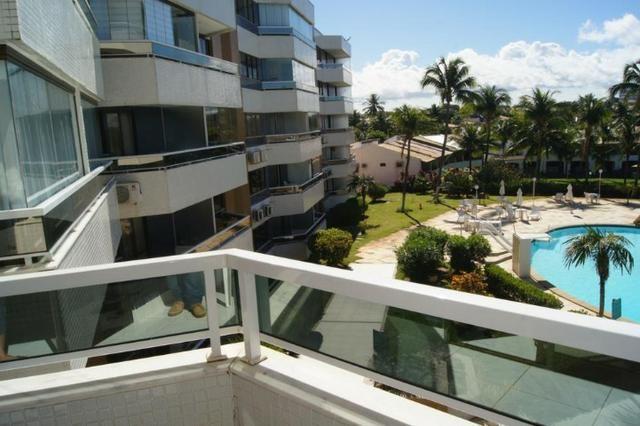 Apartamento Flat frente ao mar em Vilas do Atlântico - Foto 14